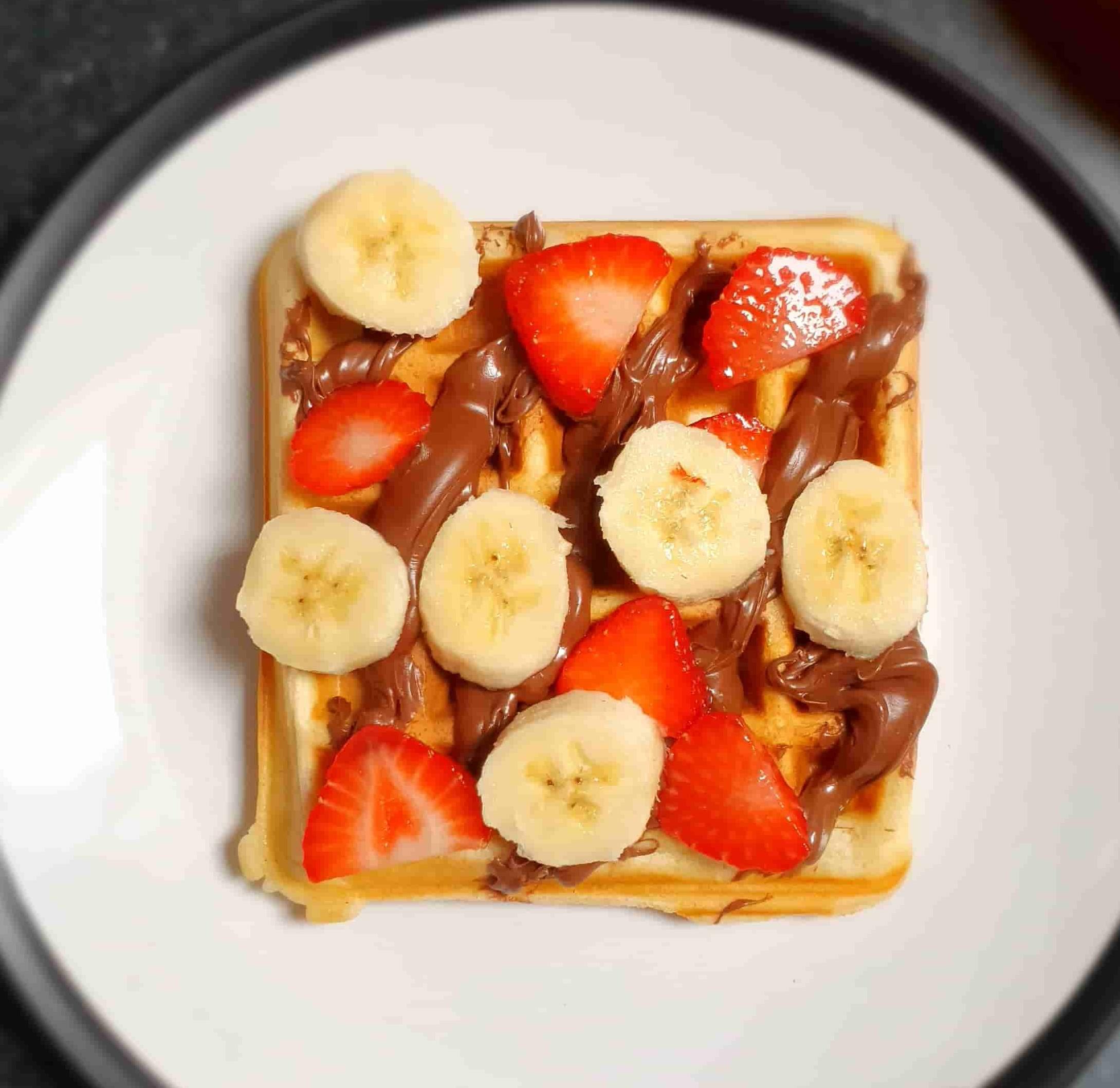 The Best Waffle Recipe for Light Crispy Waffles